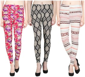 Aiyra Polyester Leggings - Multi