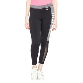 Ajile By Pantaloons Women Cotton Solid Track pants - Black