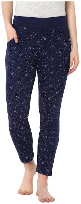 Women Printed Jogger ,Pack Of 1