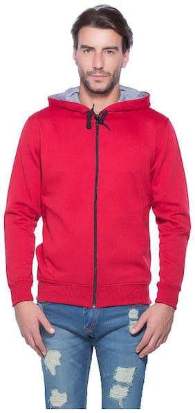 Men Solid Sweatshirt Pack Of 1