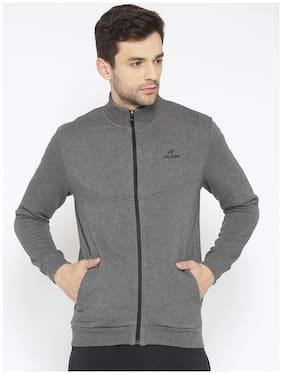 Men Cotton Long Sleeves Sports Jacket