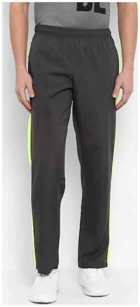 Slim Fit Polyester Track Pants