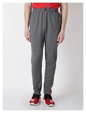 Regular Fit Polyester Blend Track Pants Pack Of 1