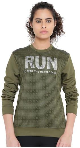 Women Floral Sweatshirt