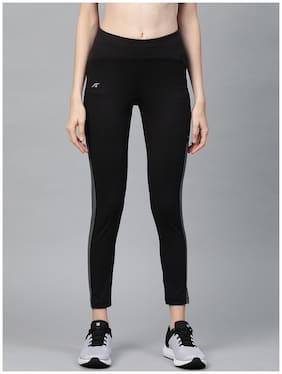 Polyester Solid Leggings Pack of 1