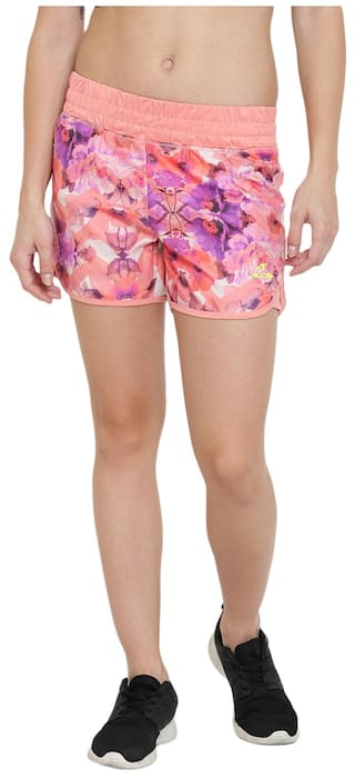 Alcis Womens Pink Shorts