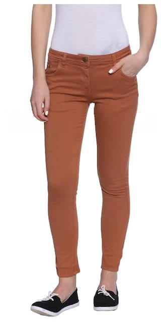 Alibi Women's Casual Trouser