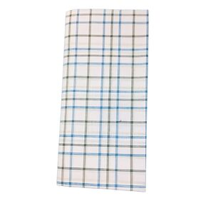 aliflaila Cotton Checked Regular Dhoti Dhoti - White