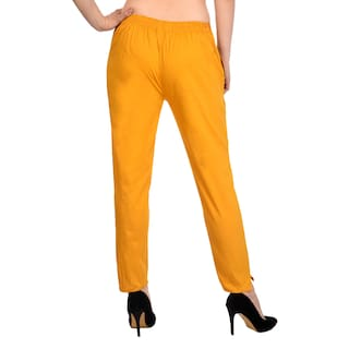 Women Lycra 15 M;L;XL;XXL;XXXL Cotton and for COMBO Girls;PLUS Colors;Sizes ALISHAH Trousers 67qfw