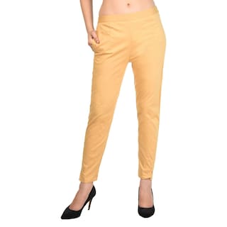 Girls;Plus Colors;Sizes ALISHAH Lycra Cotton for and M;L;XL;XXL;XXXL Trousers Women 15 O88YwZrnq