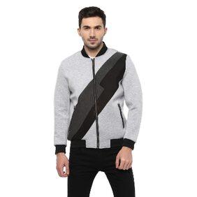 Allen Solly Grey Wimbledon Jacket