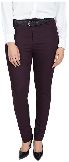 Allen Solly Navy Pants