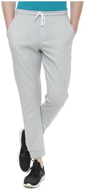 Regular Fit Blended Track Pants