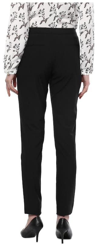 Allen Allen Black Solly Solly Trousers Trousers Allen Black Black Solly Trousers RwZCqYBF