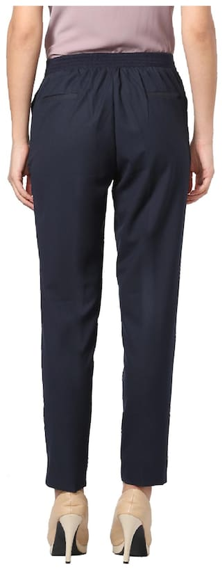 Casual Allen Allen Navy Casual Solly Solly Navy Pants wTYY8FxU