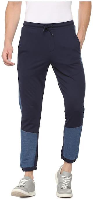 Allen Solly Navy Blue Wimledon Track Pants