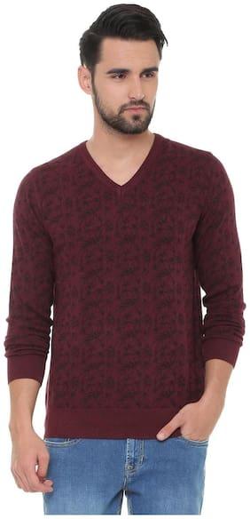Men Blended Full Sleeves Sweater Pack Of 1