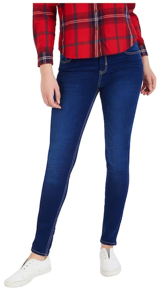 Regular Blended Solly Jeans Blue Allen q1EXwSZw