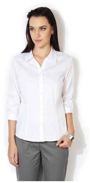 White Allen Shirt Allen White Solly White Solly Solly Allen Shirt Shirt w1q7pXT