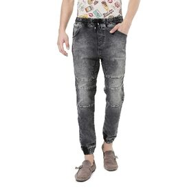 Allen Solly Cotton Skinny Grey Casual Jeans & Jeggings