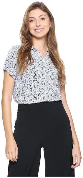 Allen Solly Women Regular fit Printed Shirt - Multi