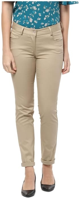 758dda1f47d398 Allen Solly Trousers and Pants for Women Online at Paytm Mall