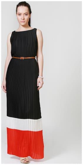 Women Self Design Dress
