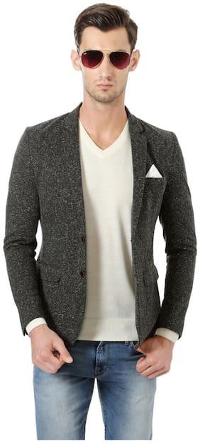 Men Casual Blazer Pack Of 1