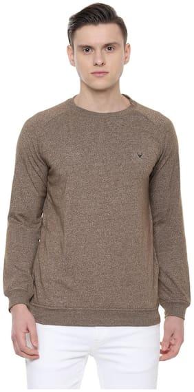 Men Textured Sweatshirt