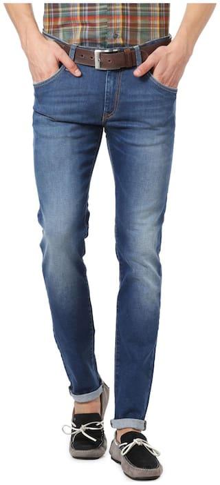 Allen Solly Men Blue Slim Fit Jeans