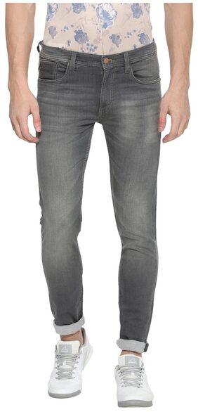 Allen Solly Grey Jeans