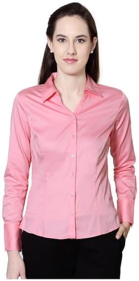 09180a5e98 Allen Solly Women's Shirt - Buy Allen Solly Shirts Online at Best ...