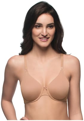 Amante NON-PADDED WIRED FULL COVER BRA
