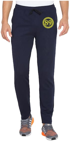 Slim Fit Polyester Track Pants ,Pack Of Pack Of 1