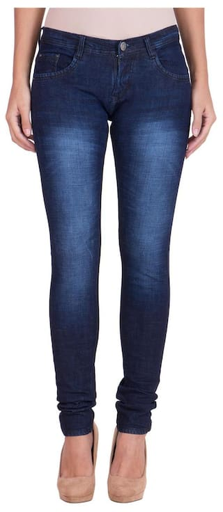 2 Jeans Faded Pack of American Elm Women's Stretchable w7qHZf