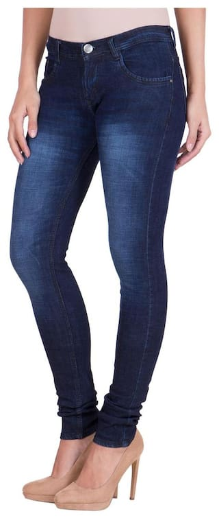 Pack Faded American of Stretchable Women's 2 Elm Jeans qHXpCZ