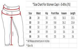 Elm Women's Pack Capris Red;White of 2 American Cotton 1fqcAdT1W