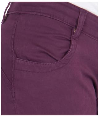 Women's of Pack Capri Cotton 3 Elm American 6x1nZv