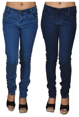 Stretchable 2 of Jeans Elm American Women's Pack 0wPxqHanER