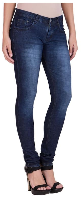 Faded American Elm Jeans Stretchable Women's wwBx6