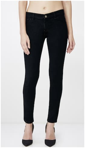 AND Black Stretch Denims