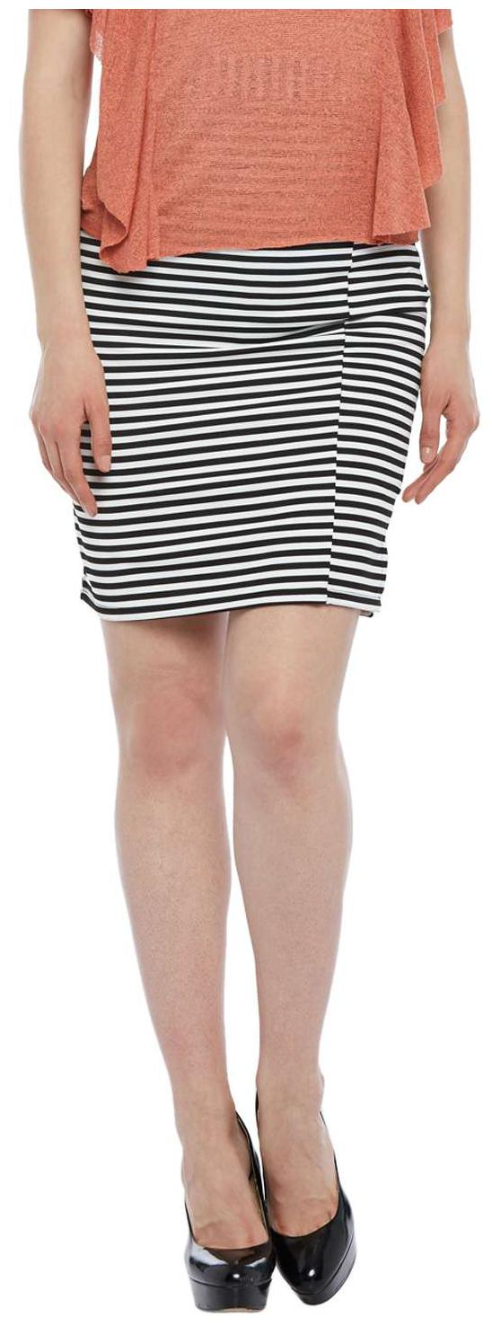 7bceabe5741d Buy Annabelle by Pantaloons Womens Skirt Online at Low Prices in ...