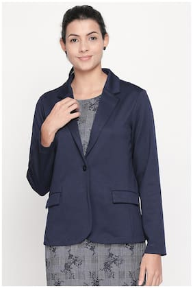 Women Rayon Regular FIt Blazer