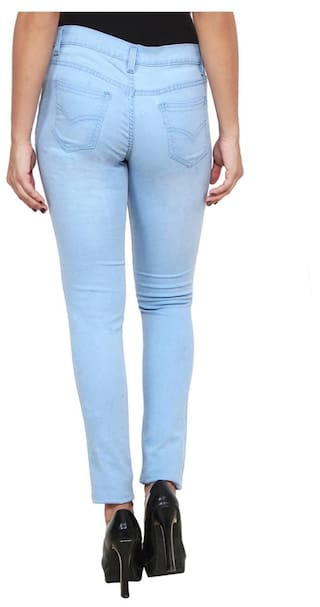 Fashion Strachable Women's Jeans Ansh Designer Wear dZqdYI