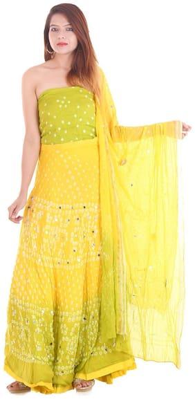 Cotton Festive Lehnga Choli