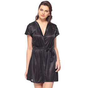 Women Solid Nightdress