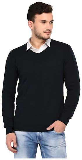 Men Wool Full Sleeves Sweater Pack Of 1