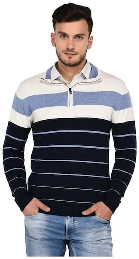 Men Cotton Full Sleeves Sweater Pack Of 1