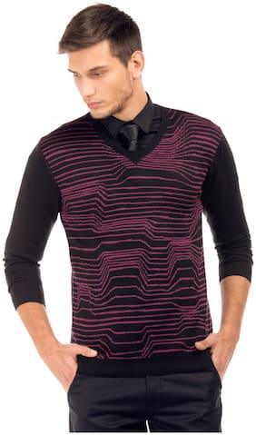 Men Acrylic Full Sleeves Sweater
