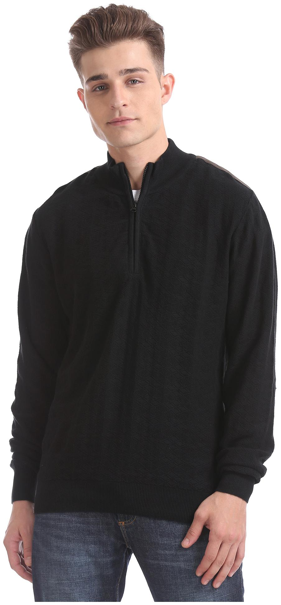 Men Cotton Full Sleeves Sweater ,Pack Of Pack Of 1